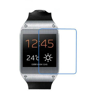 5x Fashion For Samsung Galaxy Gear V700 CLEAR Screen Protector Guard Cover Film