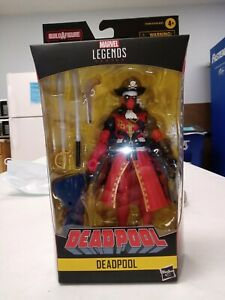Marvel Legends Left Leg Pirate Deadpool Strong Guy BAF Piece
