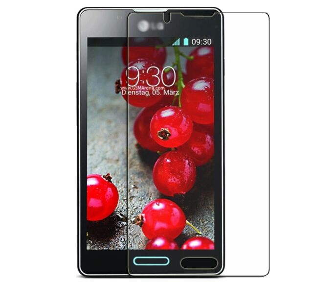 3X Clear Ultra Thin Screen Protector For LG Optimus L7X / L7 II / P714 P710