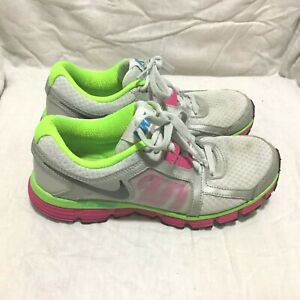 Él mismo Celebridad Andrew Halliday  NIKE DUAL FUSION ST2 RUNNING SHOES GREY GREEN PINK SIZE 7 WOMEN`S   eBay