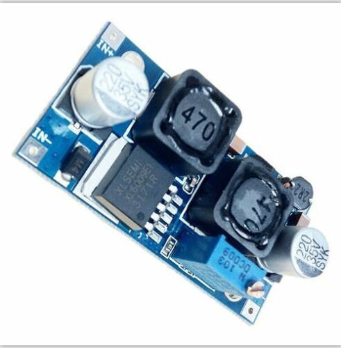 DC-DC Boost Buck adjustable step up down Converter XL6009 Module Voltage