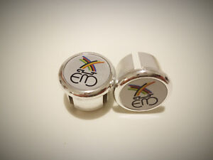 Pinarello Dogma f10 Plugs Caps Tapones guidon bouchons lenker endkappe Tappi NOS