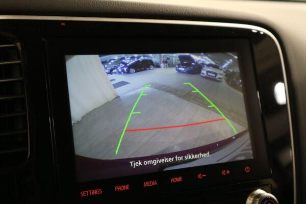 Mitsubishi Outlander 2,4 PHEV Intense CVT 4WD billede 9