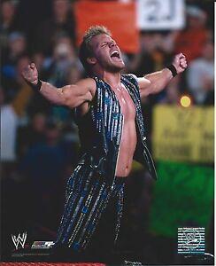 CHRIS-JERICHO-WWE-WRESTLING-8-X-10-LICENSED-PHOTO-NEW-461
