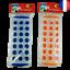 Indexbild 1 - Bac à glaçon x21 en silicone démoulage facile couleur au choix
