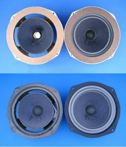 Large Advent Speaker Foam Surround Repair Service Woofer Refoam Service