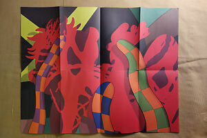 KAWS Poster Visionare M/&M/'s 75th Anniversary Book with M/&M Kaws Candy