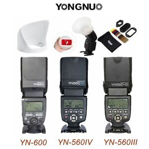 YONGNUO-YN560IV-YN560III-YN660-Wireless-Flash-Speedlite-Kit-For-Cannon-Nikon