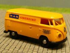 1//87 Brekina # 1866 VW T1 b Großraumkasten weiß Economy 32607