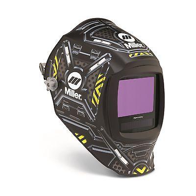 Miller Black Ops Digital Infinity Auto Darkening Welding Helmet (280047)