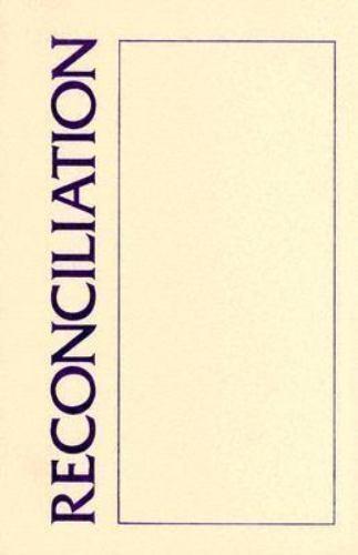Reconciliation Sourcebook Paperback Kathleen Hughes