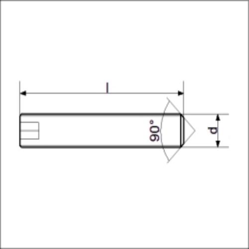 40260525 10x Madenschraube Gewindestift M5x25 Kegelkuppe ISO 4026