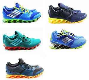 Springblade E-Force Laufschuhe Sneaker Herren Mens Blau AQ5250 Neu & OVP Gr. 40 2/3 adidas Outlet-Store Grenze Angebot Billig RmSrrS