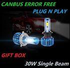 Plug n Play CANBUS LED Kit for FIAT PUNTO 188 01/03-12/10 Hi Beam F151JH
