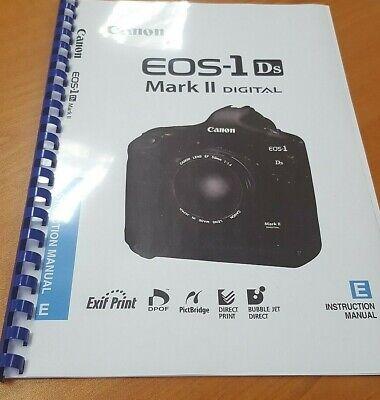 Foto en camera Handleidingen en gidsen CANON EOS 5D MARK II ...