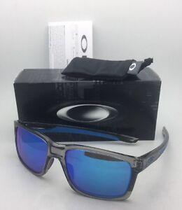 e30fdf7ba1 Image is loading New-OAKLEY-Sunglasses-MAINLINK-OO9264-03-Grey-Ink-