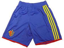 Adidas FC Basilea FCB 2012/2013 short/pantalones talla s