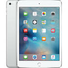 Brand New Apple iPad mini 4 128GB, Wi-Fi, 7.9in - Silver - 1 Year Apple Warranty