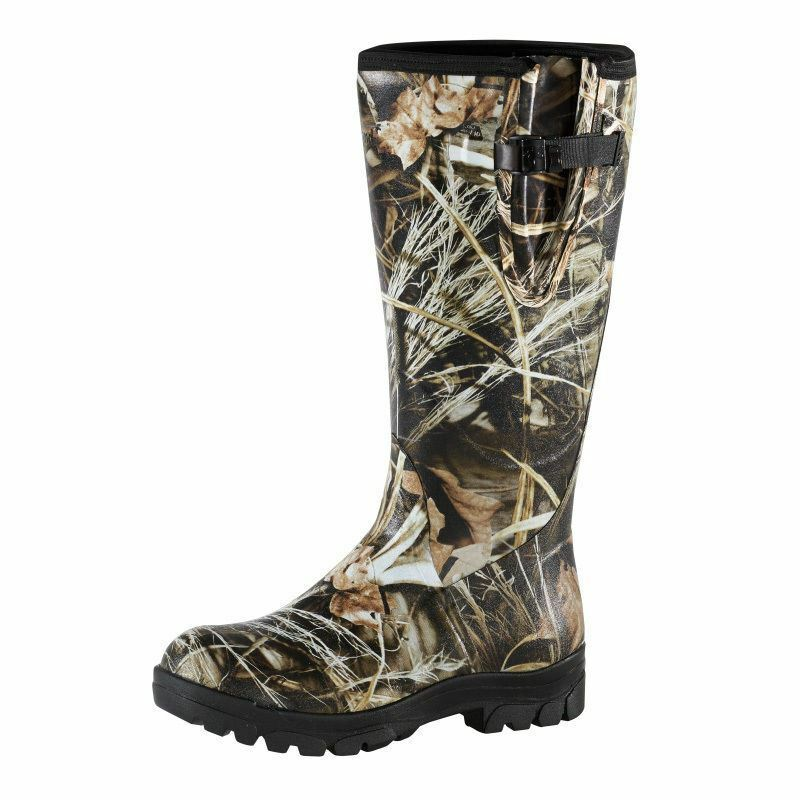 Seeland Allround Wellington Boots 18 - 4mm Realtree MAX-4 (Hunting Camo)
