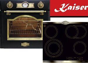 Herdset-Kaiser-EmpireEH-6355Em-Herd-Glaskeramik-Kochfeld-60cm-10-TAGE-AKTION