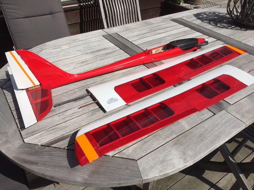 Fjernstyret fly, Dragonfly Svævefly m el motor