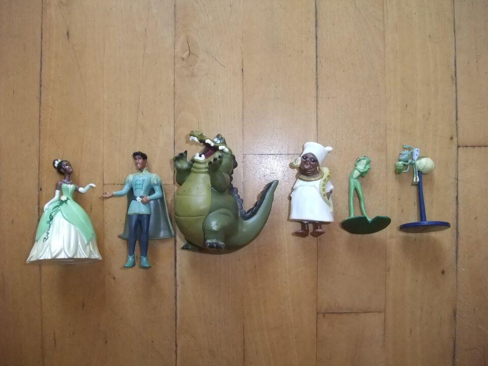Disney, Prinsessen og Frøen Figurer, Disney