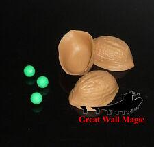 The Three Shell Game -Magic Trick,Close Up