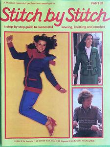 Stich-Von-Schritt-fuer-Guide-To-Sewing-Knitting-amp-Crochet-Teil-92