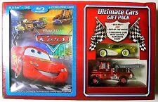 CARS - RESCUE SQUAD MATER & GOLD McQUEEN RANSBURG Disney Pixar RARISSIMI