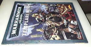 Codex-Templari-neri-Warhammer-40000-1-Ed-Games-Workshop-2005