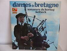 SONNEURS DU KORNOG KELTIECK Danses de Bretagne MM45
