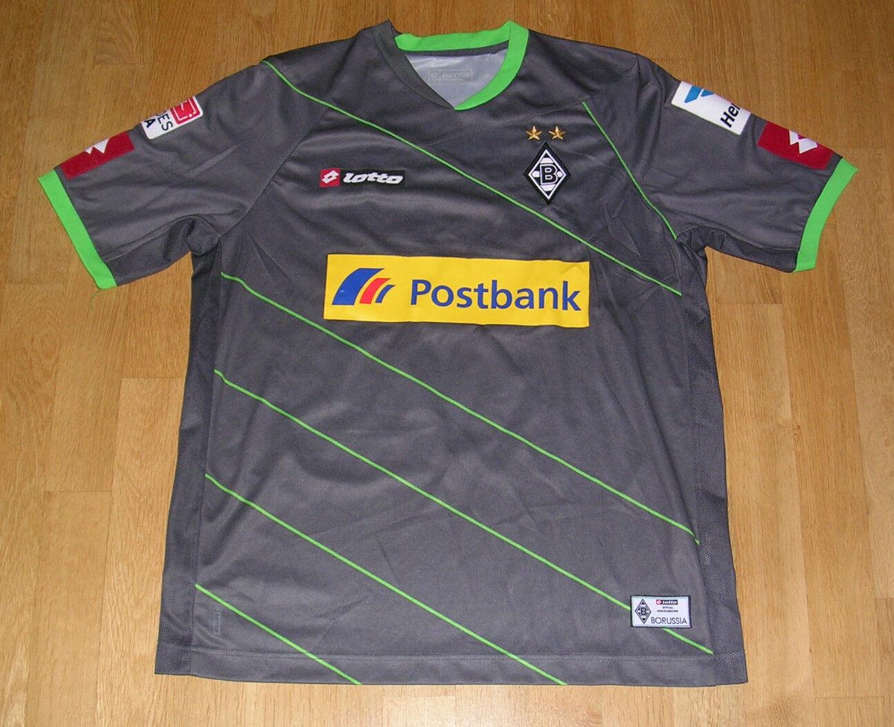 Borussia Trikot Mönchengladbach Lotto Gr. M Trikot Borussia Postbank De Camargo 10 Fohlenelf VFL b4edf7