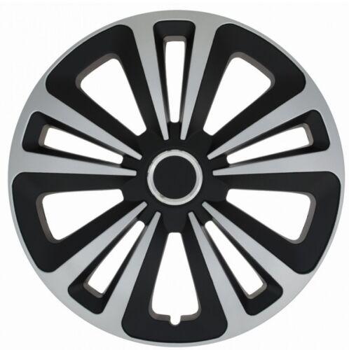 """llantas para caber Ford Fiesta Fusion Focus Juego De 4 De 16 /""""rueda las terminaciones Regalo Gratis #G"""