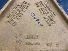 Used Outer Pivot Plate Case 1845c D124401