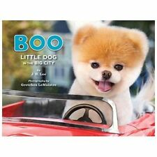 Boo : Little Dog in the Big City by J. H. Lee (2012, Hardcover)