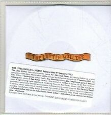 (CU78) The Little Willies, Jolene - 2012 DJ CD