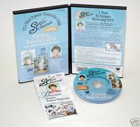 Susan Scheewe Painting Trees & Leaves Techniques Dvd
