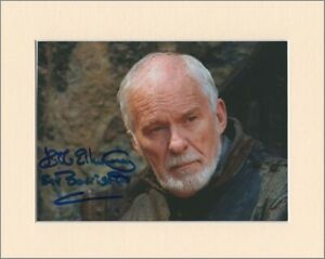 Ian-McElhinney-Game-Of-Thrones-Barristan-Signed-Mounted-10x8-Autograph-Photo