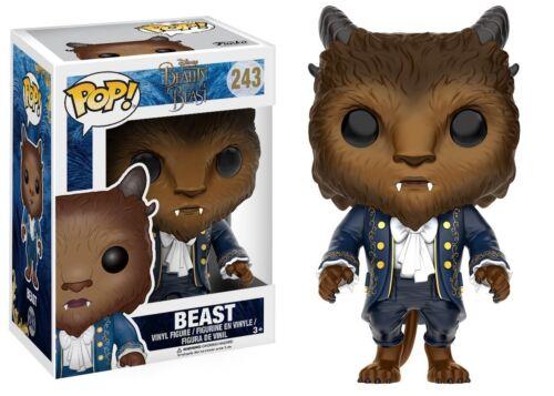 Disney #243 Vinyl Figur Funko Beast Das Biest Beauty And The Beast Movie POP