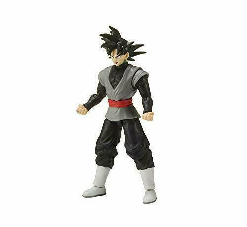 Dragon ball star action figure gold black steroid pack for cold