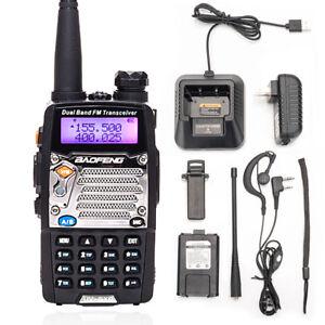 BAOFENG-UV-5XP-8W-VHF-UHF-Dual-Band-Two-Way-Ham-Radio-Transceiver-Walkie-Talkies