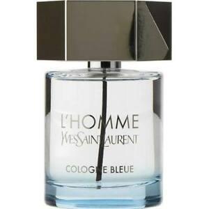 Yves Saint Laurent L'Homme Cologne Bleue YSL Eau De Toilette 100ml NIB Sealed
