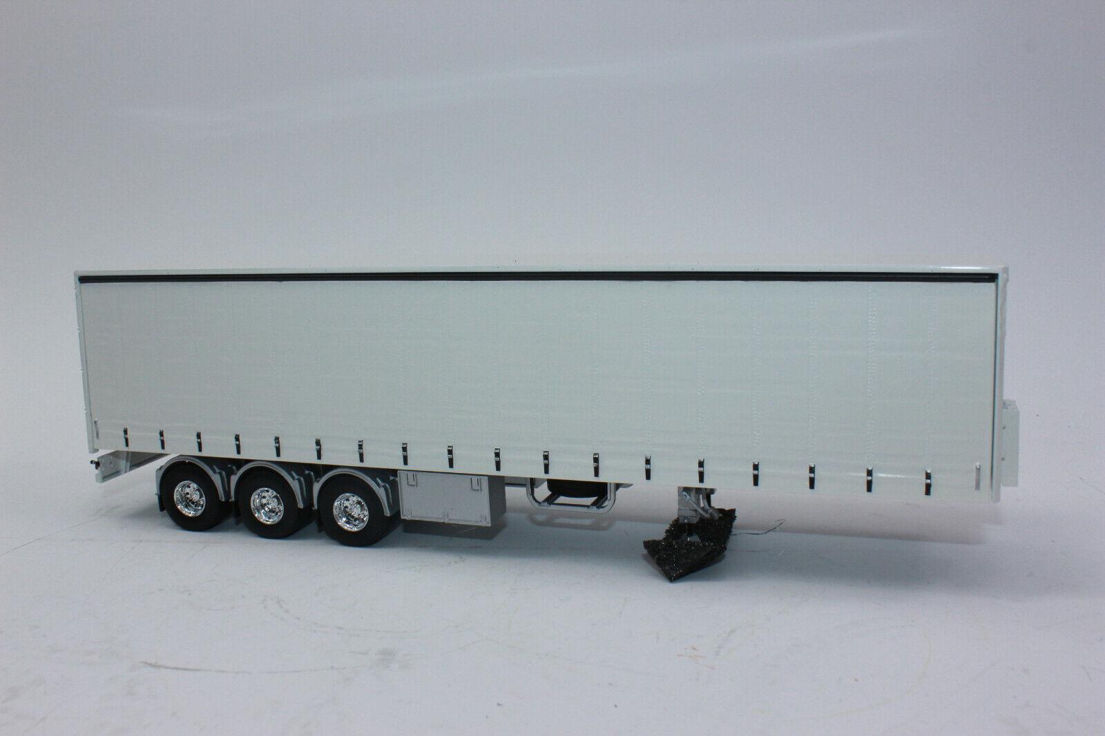 Tekno 74009 Australian curtainside tráiler hummer para camiones 1 50 nuevo en OVP
