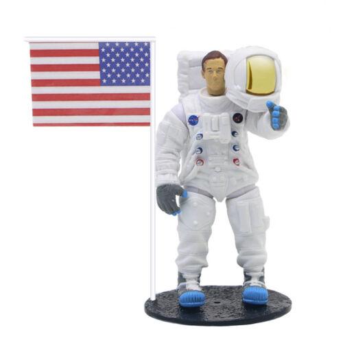 Apollo 11 Lunar Landing Moon Astronaut Neil Armstrong 1:18 Figure Model Toy Gift