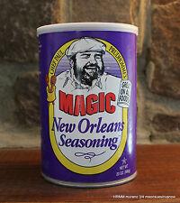 Chef Paul Prudhomme New Orleans Seasoning Lg 20 OZ