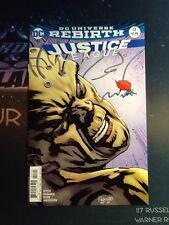 CBQ032 Justice League #22 Variant 2016 DC Universe Rebirth VF//NM