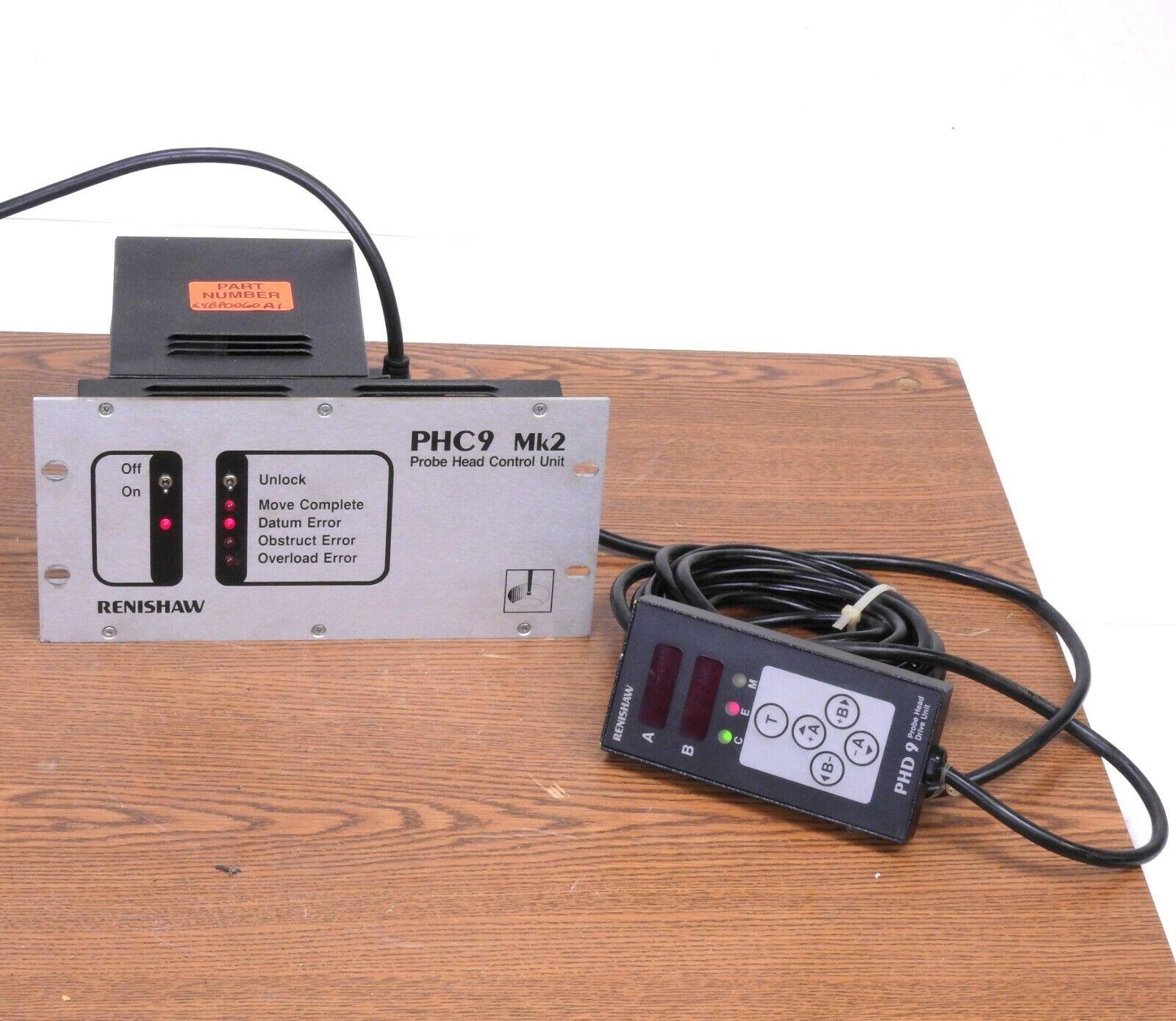 Renishaw PHC9 MK2 Probe Head Control