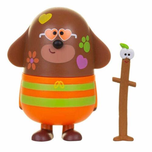 Hey Duggee-Duggee et Stick Figurine Pack NEUF *