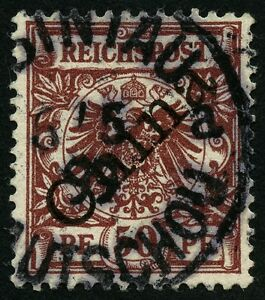 233-Kiautschou-Cina-1899-precursore-V-6-i-TSINTAU-Kiautschou-fiscale-135