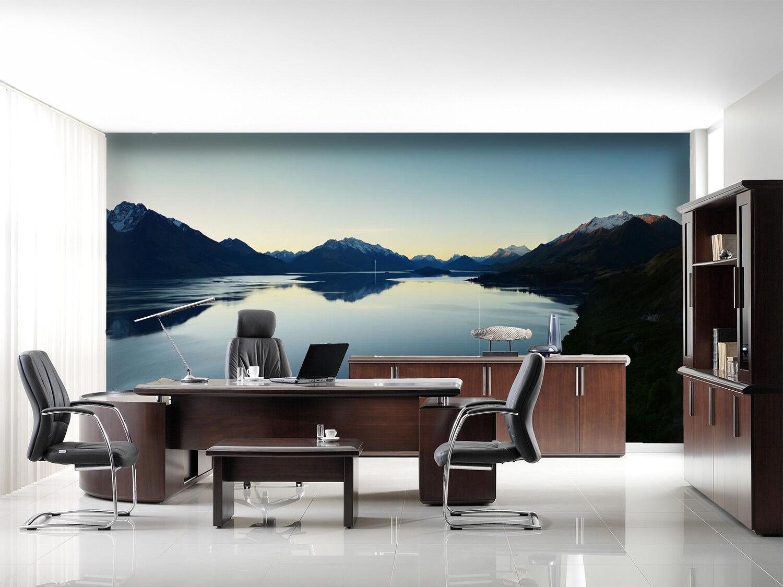 3D Natur Landschaft 799 Tapete Wandgemälde Tapeten Bild Familie DE Lemon